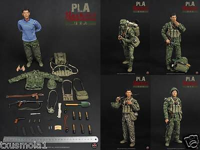 NO HOT TOYS 1/6 Soldier Story SS070 PLA Counterattack Vietnam in Self-Defense