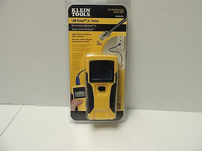 Klein Tools VDV526-052 LAN Scout JR Tester RJ45 Data Continuity Cable Tool