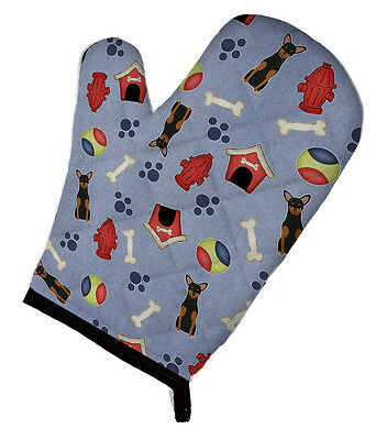 Dog House Collection Manchester Terrier Oven Mitt