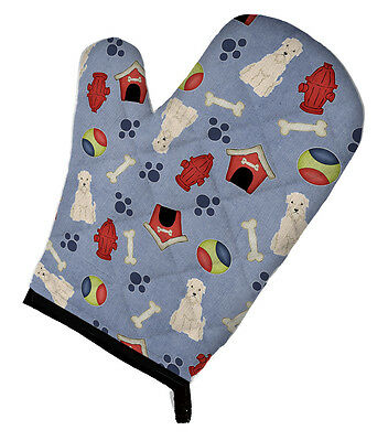 Dog House Collection Soft Coated Wheaten Terrier Oven Mitt