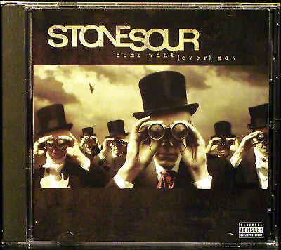 Come What (Ever) May [PA] by Stone Sour (CD, Jul-2006, Roadrunner Records)