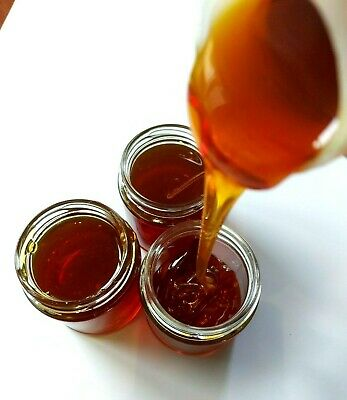 Raw Organic Honey Cold Pressed Unpasturised Premium Quality