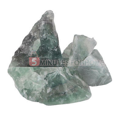 100g Beautiful Fluorite Crystal Octahedrons Rock Stone Gemstone Natural Healing