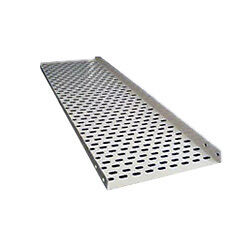 200mm Perforated Cable Tray (2.4mtr Length)