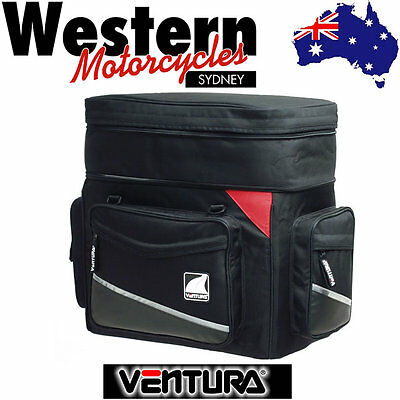 VENTURA Euro Rally III 44-56 Litre expandable Pack Bag - Luggage - Motorcycle