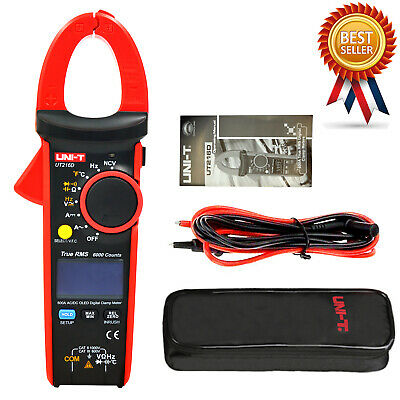 UNI-T UT216D 600A True RMS Digital Clamp Meter