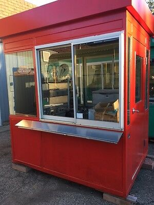 Price Reduced! Pizza Booth Kiosk Complete Restaurant Concession Food Truck