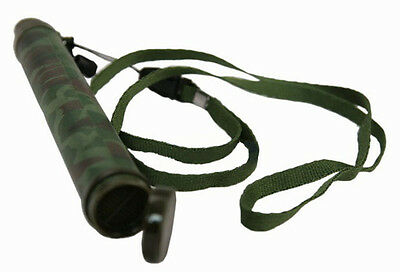 Military Green Water Filter Purification Emergency Ourdoor Survival Straw