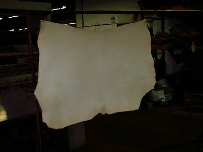 Leather Shoulder Tooling Hide Full Grain for Crafts Large