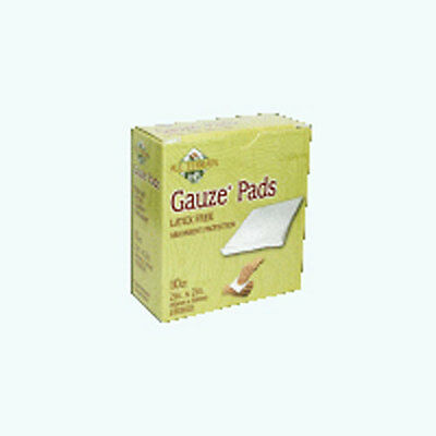 Gauze Pads Pads, 2 Inch/2 Inch 10 Pc by All Terrain