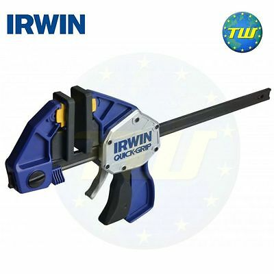 Irwin 12in Quick-Grip Xtreme Pressure Trigger Clamp 300mm 10505943 XMS16XPCLAMP