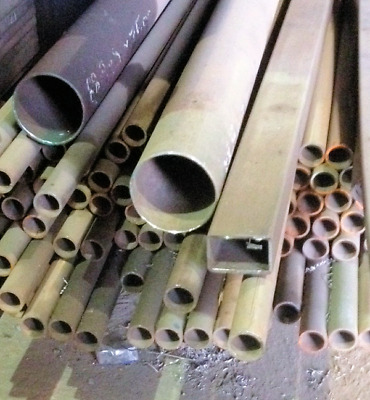 8.200 139.7mm Diameter  Steel Tube Pipe (4mm Thick)