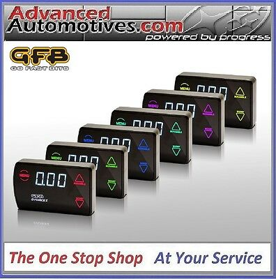 GFB Electronic Boost Controller Kit With TMS Touch Go Fast Bits G-Force II 3004