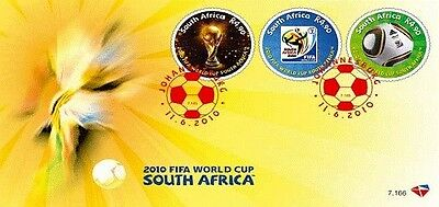 South Africa 2010 FIFA World Cup round FDC