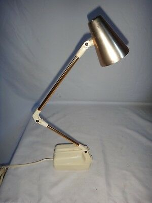 Mid Century Japanese Articulating Desk Lamp Bernadi Lite Wall Sconce Adjustable