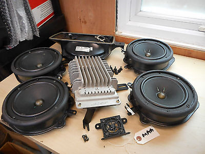 Audi S4 (A4) SALOON BOSE Sound System Speakers Amp Set [B6 B7 MAA] 8E5035412B