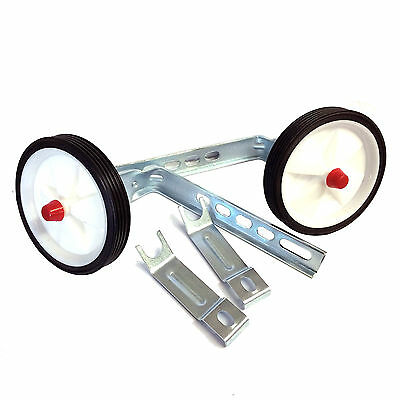 """Universal Fit Stabiliser Set For Kids Play Cycles Fit 12-20""""w Bike Stabilizers"""