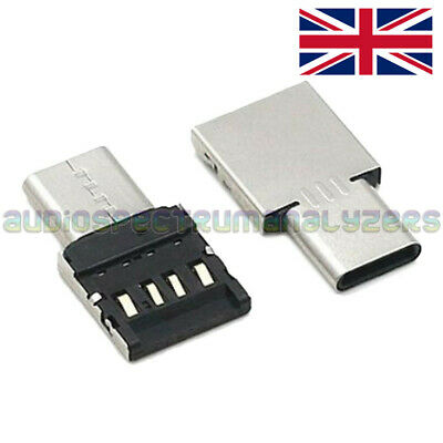 USB OTG Cable - Android On the Go Cable - UK Stock