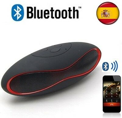 Altavoces Portatil Altavoz Con Bluetooth Inalambricos Usb Aux Micro Sd Radio