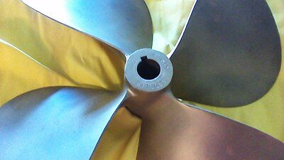 CHRIS CRAFT 20 x 20 RH BRONZE 4 BLADE PROPELLER