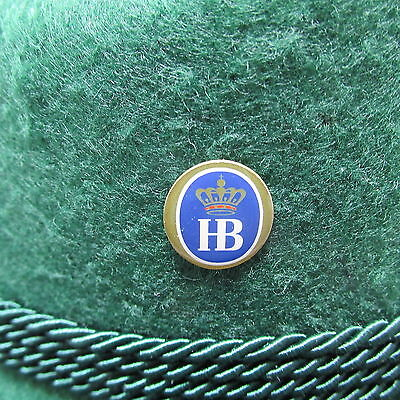 HB Logo Fan Oktoberfest Hat Pin