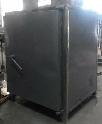 """Drying Industrial Oven New for Powder Coating 36"""" x 24"""" x 24"""""""