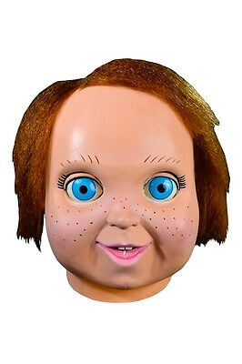 Chucky Child's Play 2 Good Guy Doll Mask, Multi, Trick or Treat Studios