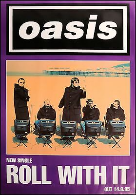 0535 Vintage Music Art Poster Oasis   *FREE POSTERS