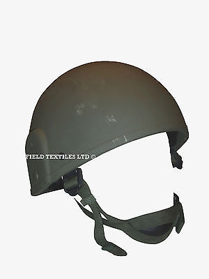 British Army Mk6 Combat Helmet - Various Conditions And Sizes