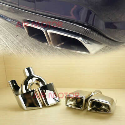 For 2011-2015 Benz E-Class W212 Sedan 4D Coupe 2D E63AMG Type Exhaust Pipe