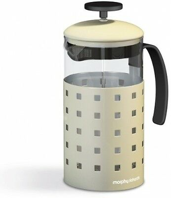 Morphy Richards Accents Cafeteria, 8 Cup - Cream