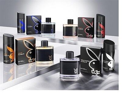 Playboy Men Perfumes / Aftershaves Edt 100Ml # Choose Your Type
