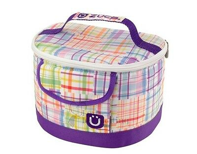 Zuca lunch box - Patchwork - brand new - NEW LOWER PRICE - was £15