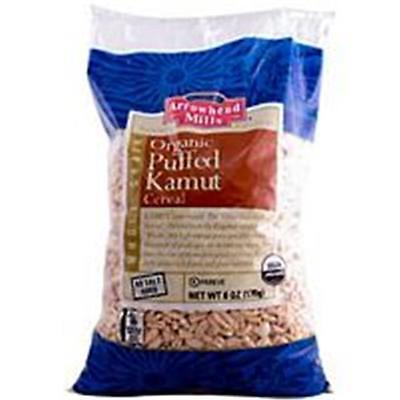 Arrowhead Mills Puffed Kamut Cereal 6 Oz -Pack of 12
