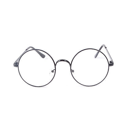 HARRY POTTER GLASSES Metal Wire Costume Round Wizard Child Kids