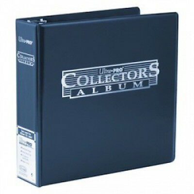"""Blue Ultra PRO 3"""" Inch Ring Album - Perfect for Trading Card Pocket Pages"""