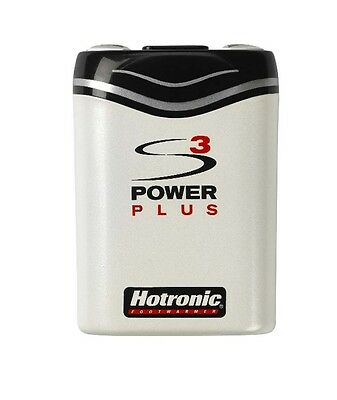 Hotronic Power Plus S3 Battery Pack | Single Replacement Ski Boot Heater