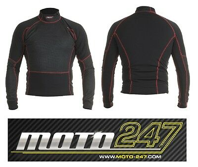 RST Thermal Windproof Top Motorcycle Base Layer Underwear S M L XL XXL XXXL