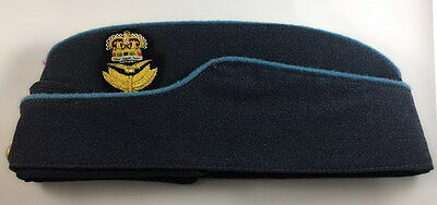 Royal Air Force, RAF, Side Cap, Group Captain, Army