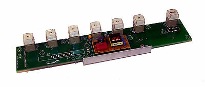Ross 4735A-037 Issue 3A Synergy 3 Function Switch Board