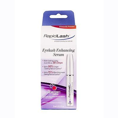 Rapidlash Eyelash Enhancing Serum 3Ml New!