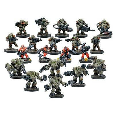 Deadzone: Forge Father Faction Starter. 28mm Sci-Fi miniatures.