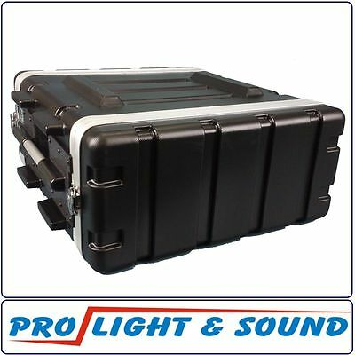 4 RU Unit Rackcase Roadcase Road Flight Rack Case FAST SHIP FROM SYDNEY
