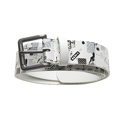 Ion Chaos Belt in White/100