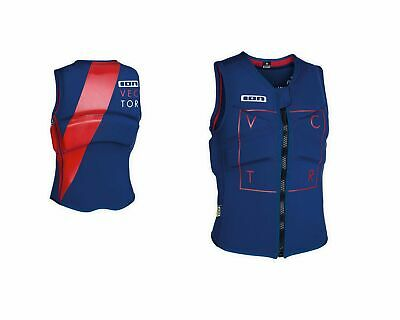Ion Vector Vest 2015 in Black, Green/Lime/Green, Navy blue/Red