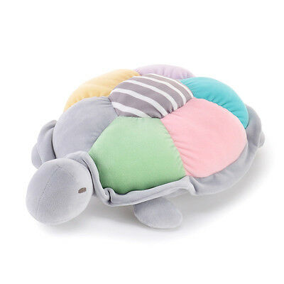 Metoo Colorful Sea Turtle Dolls Super Soft Crystal Plush Cotton Baby Pillow Toys