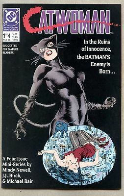 Catwoman #1-1989 nm- 1st Catwoman series Batman Year One sequel Mindy Newell