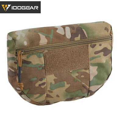 Emerson Armor Carrier Drop Pouch AVS JPC CPC Army Pouch Airsoft Hunting EM9283