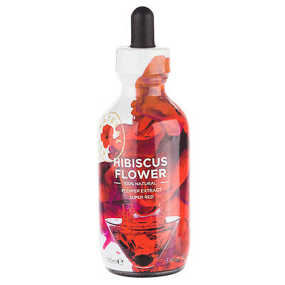 NEW Wild Hibiscus Hibiscus Flower 100% Natural Flower Extract