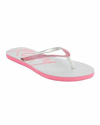 NEW ROXY™  Womens Viva Glitter Thong Womens Footwear